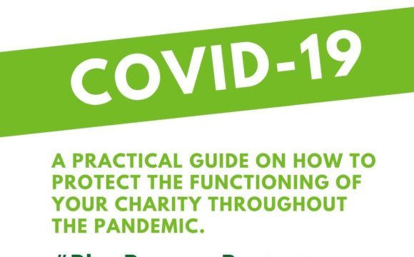 COVID-19: Protecting Your Charity