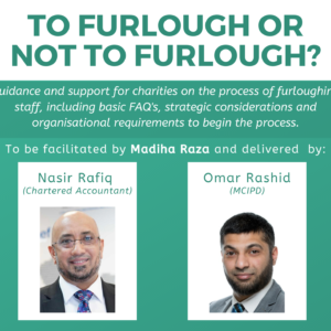 Webinar: To Furlough or Not to Furlough?